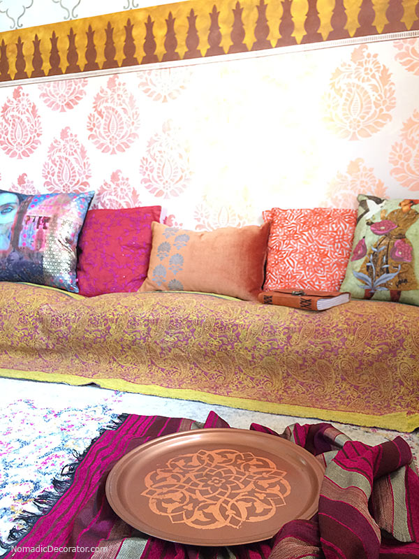 India Apartment Guest Room