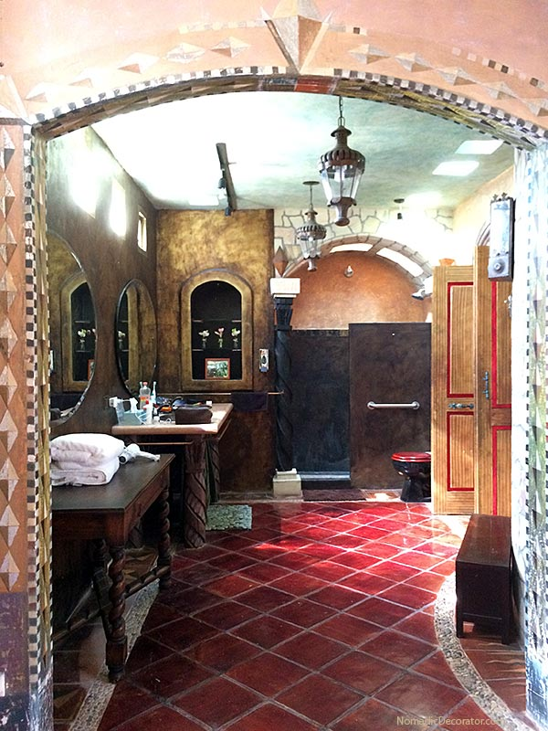 Bathroom The Mayan Airbnb San Miguel de Allende