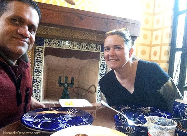 Breakfast Airbnb San Miguel de Allende
