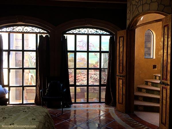 Master Bedroom The Mayan Airbnb in San Miguel de Allende