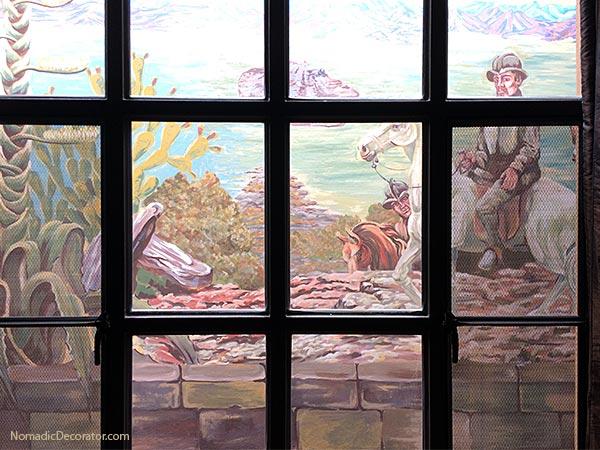Mural Airbnb San Miguel de Allende